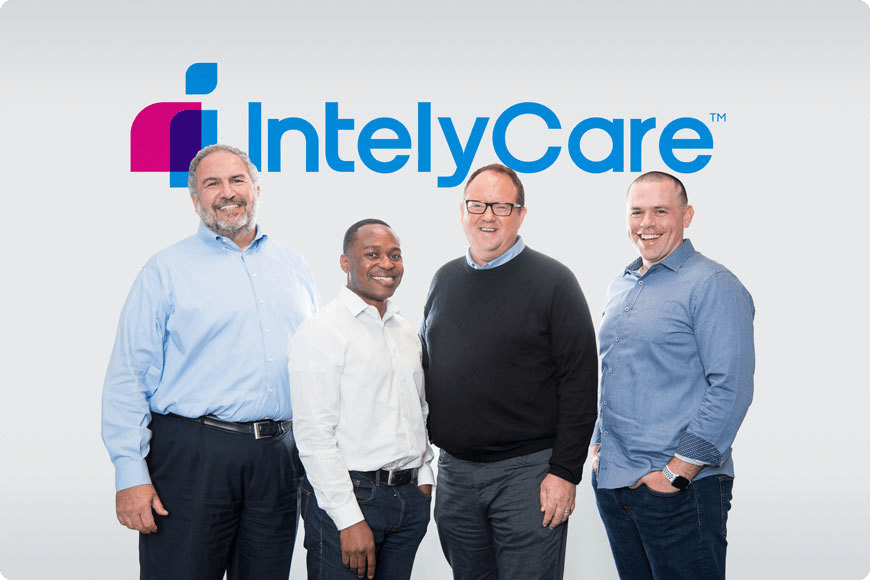 IntelyCare Leadership team
